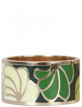 Фурнитура F362 Enamel green